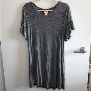 Mossimo Target Brand T shirt Dress
